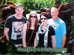 Photo of Singapore Singapore Zoo Breakfast with Orangutans IMG_1510