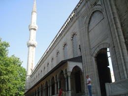 Blue Mosque, Blanca - January 2013