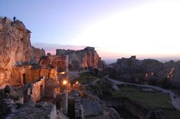 Photo of Marseille Arles, Les Baux and Saint Remy de Provence from Marseille Les Baux at Sunset