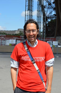 Photo of Paris Skip the Line: Eiffel Tower Tickets and Small-Group Tour Luis - our Guide