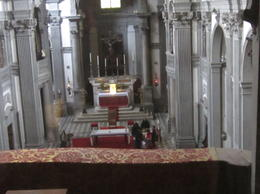 Photo of Florence Skip the Line: Uffizi Gallery and Vasari Corridor Walking Tour Medici Chapel