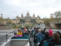 Photo of Barcelona Barcelona Hop-on Hop Off Tour: North to South Route National Palace