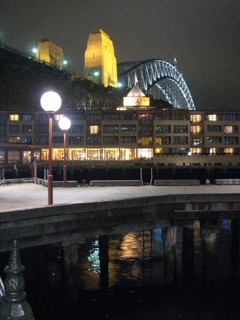 Night tme in Sydney - Sydney