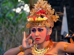 Photo of Bali Bali Kecak Dance, Fire Dance and Sanghyang Dance Evening Tour Sita