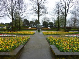 Photo of Amsterdam Keukenhof Gardens and Tulip Fields Tour from Amsterdam Spring 21 March 2014 at the Keukenhof Gardens!
