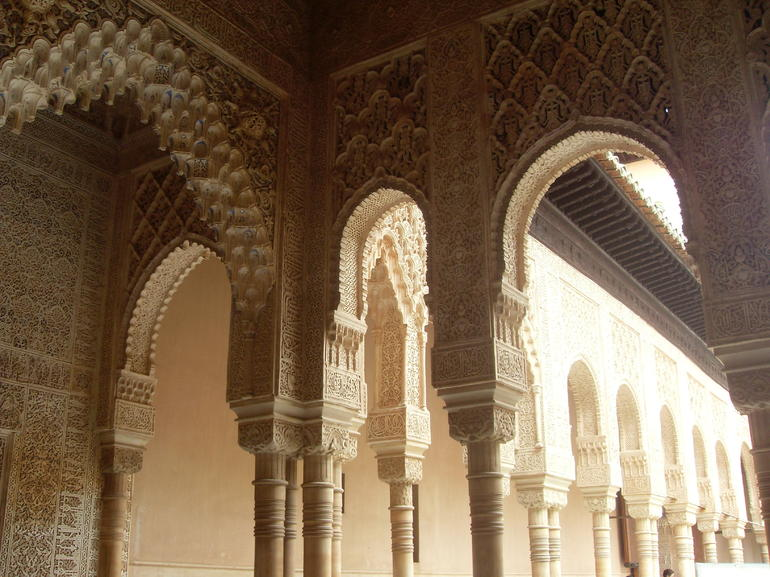 The Alhambra - Seville