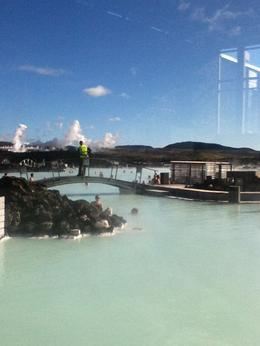 Photo of Reykjavik Blue Lagoon Spa Roundtrip Transport from Reykjavik the blue lagoon