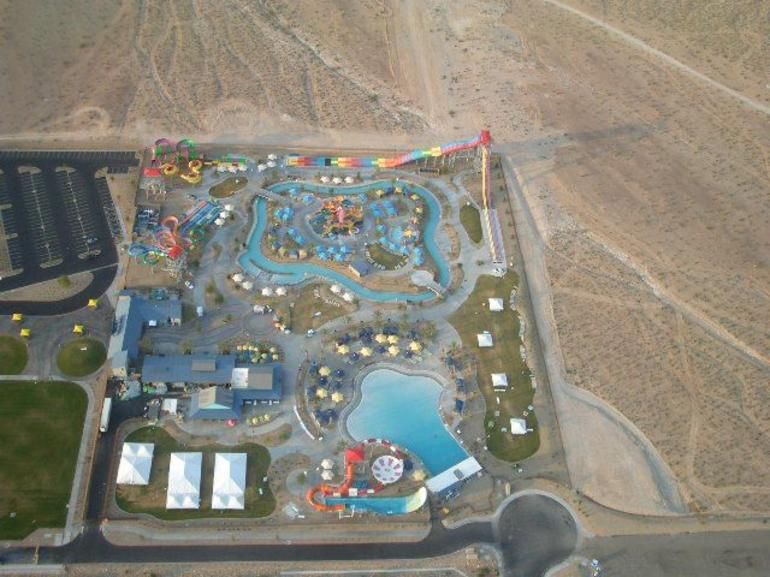 The new water Park - Las Vegas