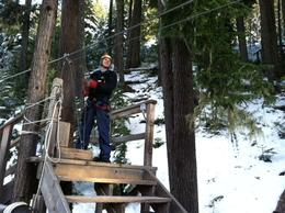 Photo of Whistler Zipline Adventure in Whistler Tour Guide