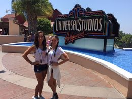 Loving Universal!, Mo Burns - July 2015