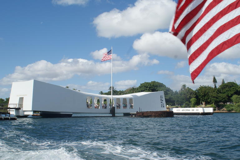 USS Arizona - Maui