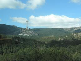Photo of Madrid El Escorial Monastery and the Valley of the Fallen from Madrid Valley of the Fallen