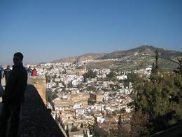 View of Granada from Alhambra., Dmitriy M - February 2008