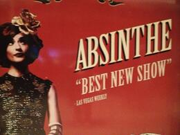 Photo of Las Vegas Absinthe at Caesars Palace in Las Vegas Absinthe