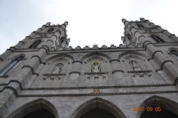 Notre Dame Basilica up front , Laslo P - September 2012