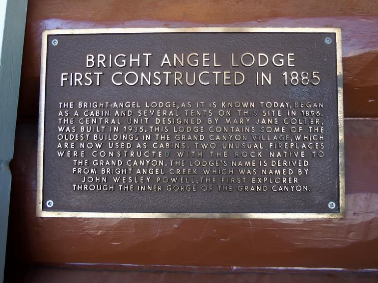 Bright Angel Lodge - Las Vegas