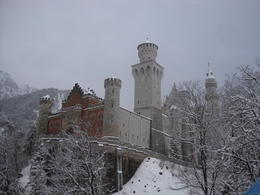 Photo of Munich Neuschwanstein Castle Small Group Day Tour from Munich Castle from a distance