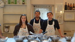Photo of Florence Small-Group Italian Cooking Class in Florence Cooking Class