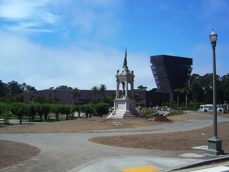 de Young Museum - Golden Gate Park - San Francisco