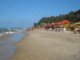 Photo of Natal Pipa Beach from Natal DSCN2040.JPG