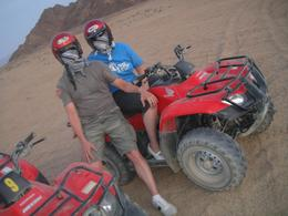 Photo of Sharm el Sheikh Quad Biking in the Egyptian Desert from Sharm el Sheikh Egypt 1 057