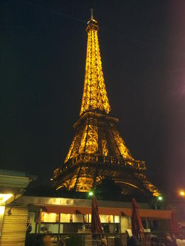 Photo of Paris Seine River Cruise, Paris Illuminations and Dinner on the Champs-Elysees Eifeltoren