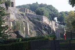 Photo of Naples Mt Vesuvius and Pompeii Day Trip from Naples Entrance of Pompeii