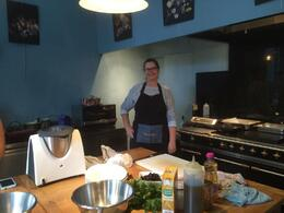 Photo of Avignon Provençal Cooking Class and Market Tour in Avignon Lovely Kitchen