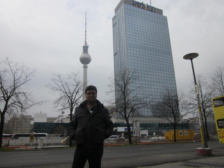 Near_TV_tower_view - Berlin