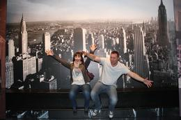 Photo of New York City Top of the Rock Observation Deck, New York No vertigo here!