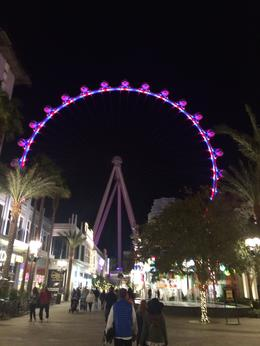 Photo of Las Vegas The High Roller at The LINQ On Our Way!