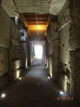 Photo of Rome Small-Group Ancient Rome and Colosseum Tour: Underground Chambers, Arena and Upper Tier Our Tour