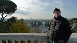Photo of Rome Skip the Line: Borghese Gallery and Gardens Walking Tour Overlooking the city
