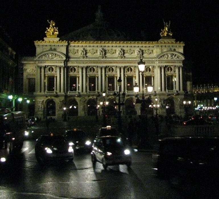 Paris Opera, from Illimuninations - Paris