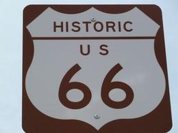 Hanging out on Route 66! - August 2012