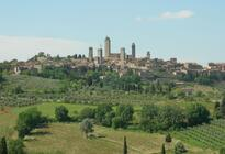 Photo of Florence Siena and San Gimignano Day Trip from Florence