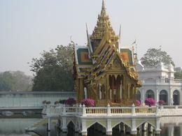 Photo of Bangkok Thailand's Ayutthaya Temples and River Cruise from Bangkok Shrine