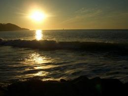 Photo of   Sunset at Baker Beach
