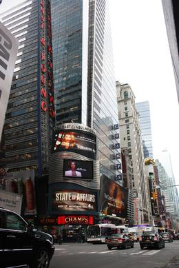 Photo of New York City Shared Departure Transfer: Hotel to New York City Airports Time Square