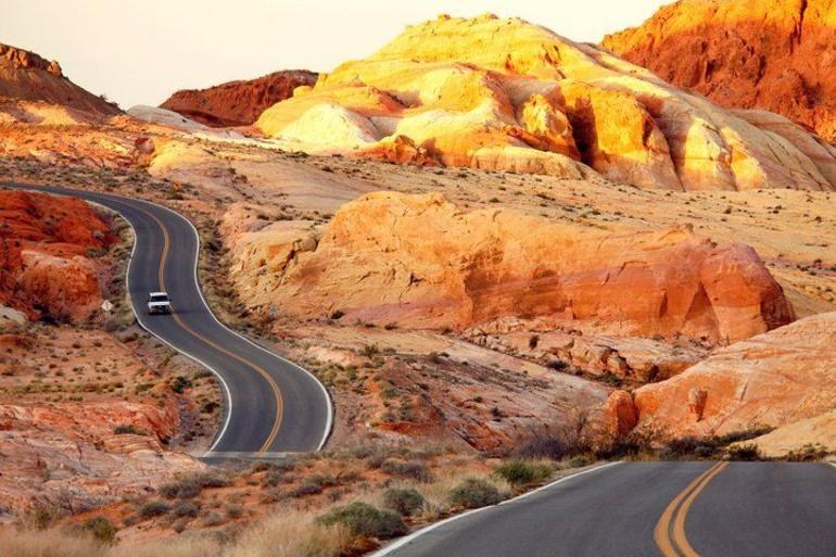 Valley of Fire - Las Vegas