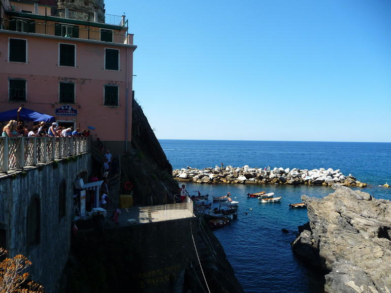 cinque terre august 2013 - Florence