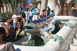 Photo of Barcelona Barcelona Hop-on Hop Off Tour: North to South Route Gaudi Park