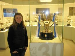 Photo of Madrid Madrid City Tour and Santiago Bernabeu Stadium Hall of Fame at Santiago Bernabeu futbol museum