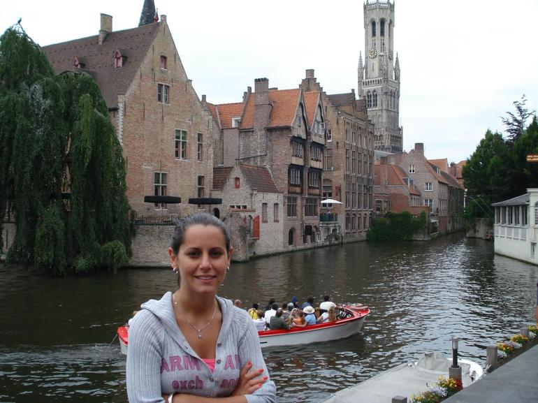 Hello from Bruges! - Paris