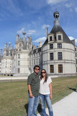 Photo of Paris Loire Valley Castles Day Trip: Chambord, Cheverny and Chenonceau IMG_4392