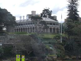 As close as you can get to the Prime Minister of Australia's Sydney residence without getting arrested!, Ainsley B - September 2010