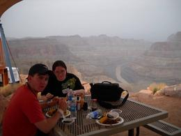 Photo of Las Vegas Ultimate Grand Canyon 4-in-1 Helicopter Tour Lunch at Guano Point Cafe