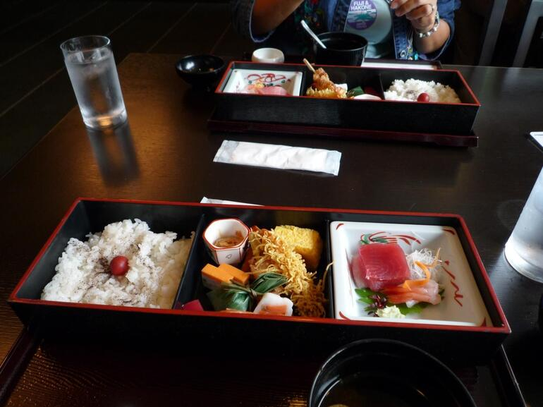 Lunch in a box - Tokyo