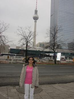 Photo of Berlin Berlin Supersaver: Hop-on Hop-off City Tour and Skip the Line Entry to TV Tower Near_TV_towe_view02