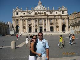 Photo of Rome Rome Angels and Demons Half-Day Tour Piazza San Pietro